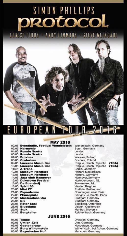 Protocol-european-tour